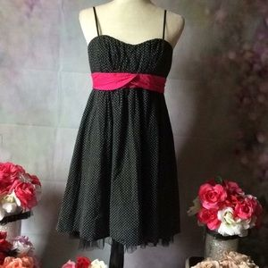 Ruby rocks jr 11 polka dot dress